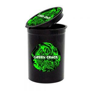 Green Crack Pop Top