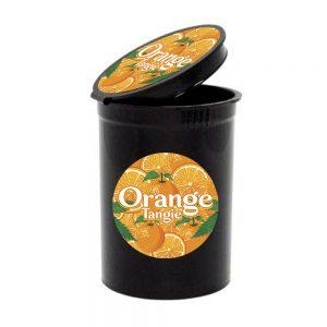 Orange Tangie pop top