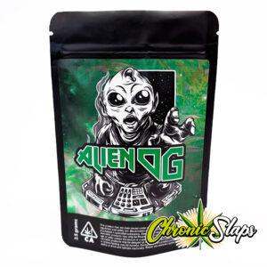 Alien OG Mylar Bags
