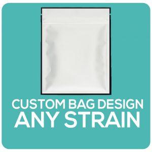 Custom mylar label design