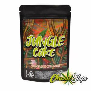 JUNGLE CAKE MYLAR BAGS