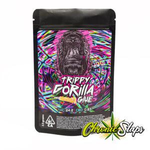Trippy Gorilla Glue Mylar Bags