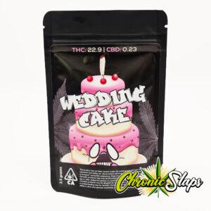 Wedding Cake Mylar Bags