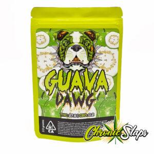 Guava Dawg Mylar Bags