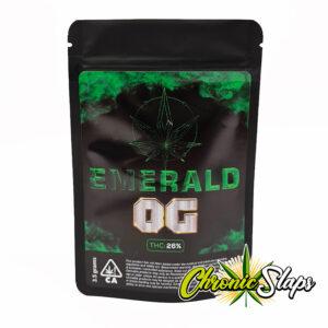 Emerald OG Mylar Bags