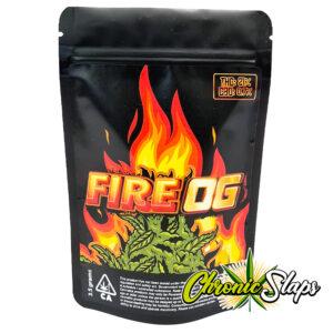 Fire OG Mylar Bags