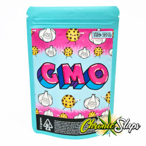 GMO Mylar Bags
