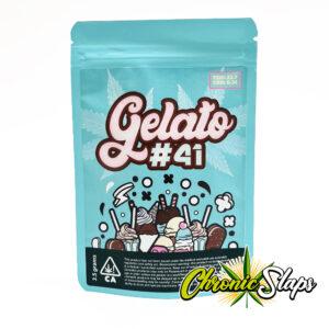 Gelato 41 Mylar Bags